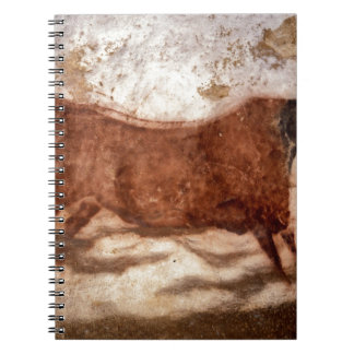 Famous Pre-historic Ancient Cave Paintings Notebook