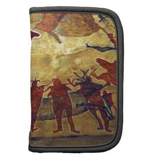 Famous Pre-historic Ancient Cave Paintings Organizer