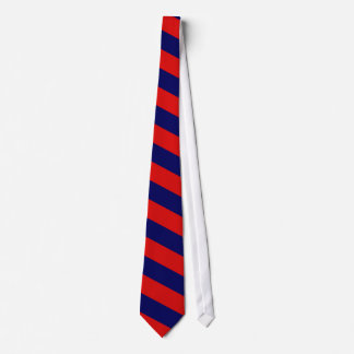 Famous Red Blue Tie