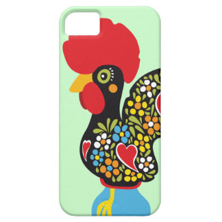 Famous Rooster of Barcelos Nr 06 iPhone 5 Case