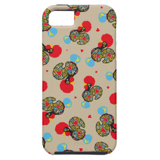 Famous Rooster of Barcelos Nr 06 Pattern Case For The iPhone 5