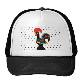 Famous Rooster of Barcelos Nr 09 - Polka Dots Trucker Hat