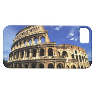 Famous ruins of the Coliseum in Rome Italy Case For The iPhone 5