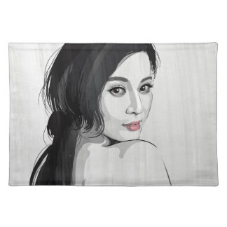 Fan Bing Bing Placemat