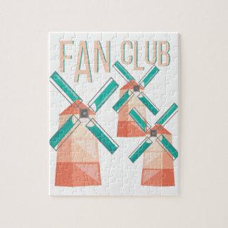 Fan Club Puzzle