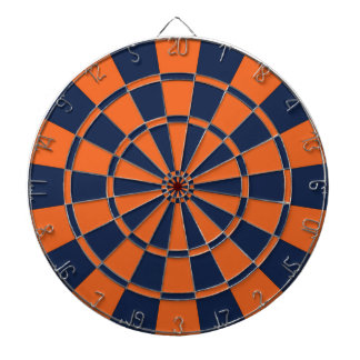 Fan Colors Dartboard