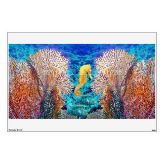 Fan Coral Wall Sticker