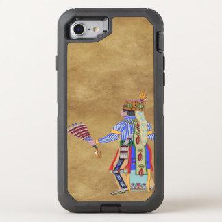 Fan Dancer Native American OtterBox Defender iPhone 8/7 Case