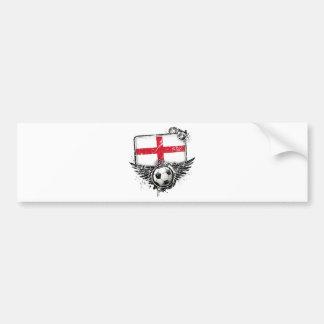 Fan de foot Angleterre Autocollant De Voiture