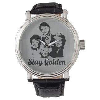 Fan Favorite Show Artistic Watch