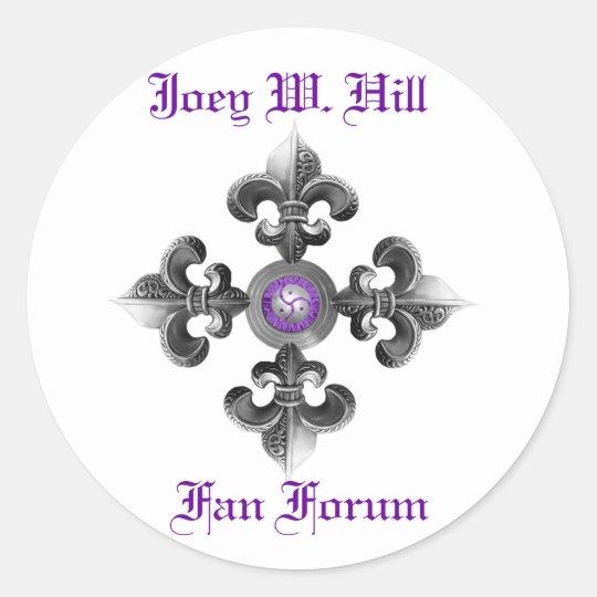 Fan Forum Sticker