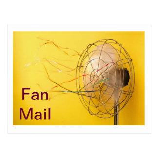 Fan Mail Postcard