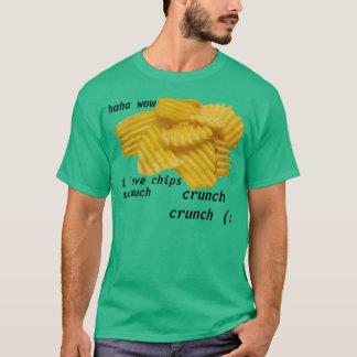 fan of chips T-Shirt