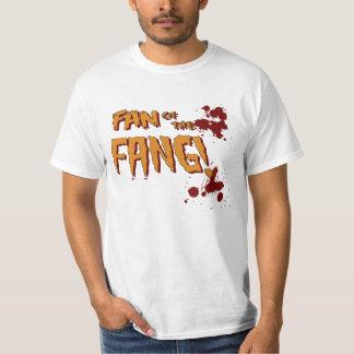 Fan of the Fang Mens T Shirts