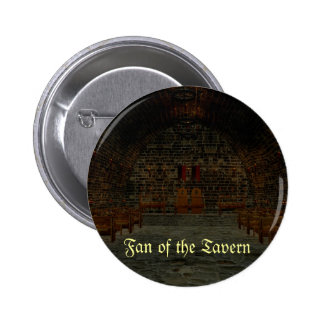 Fan of the Tavern - Medieval Button