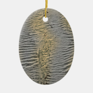 Fanad sand ceramic ornament