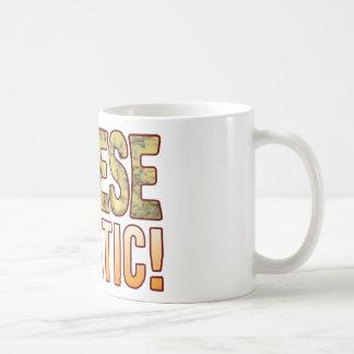 Fanatic Blue Cheese Coffee Mug
