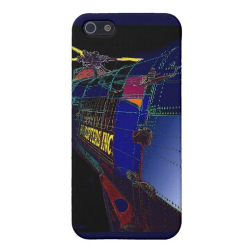 Fanciful Chopper iPhone 5 Covers
