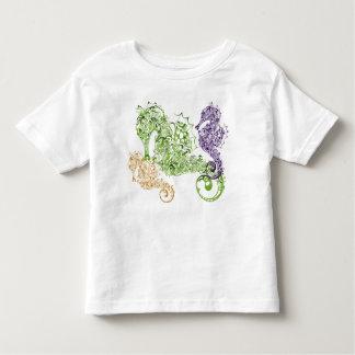 Fanciful Sea Horses - T-Shirt 1