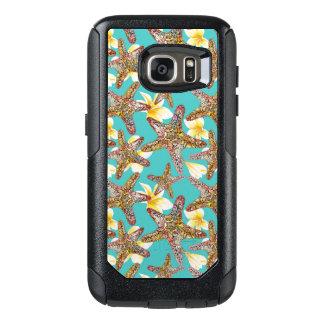 Fanciful Starfish Pattern OtterBox Samsung Galaxy S7 Case