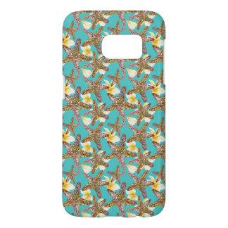 Fanciful Starfish Pattern Samsung Galaxy S7 Case