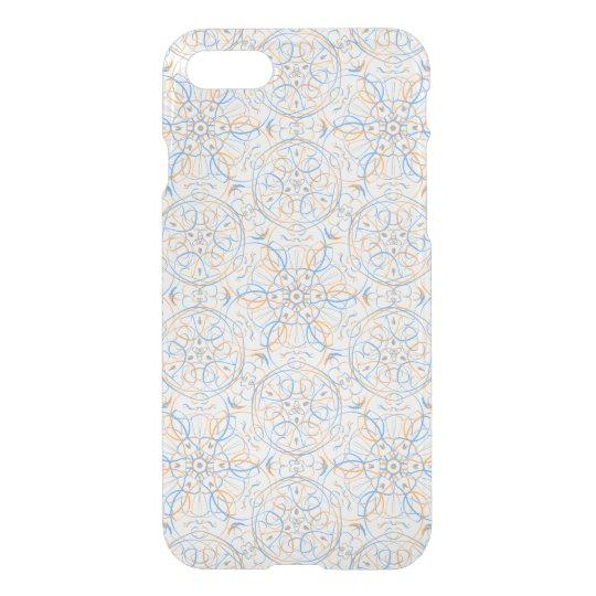 Fanciful Tracings Mandala Pattern iPhone 7 Case