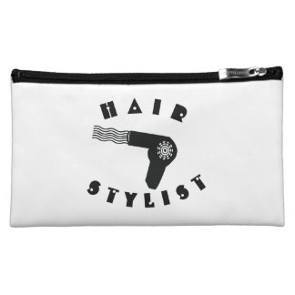 Fancy and Pretty Cosmetologist Hair Stylist Makeup Bag