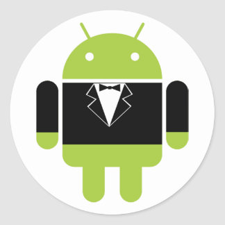 Fancy Android Stickers