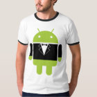 Fancy Android T-Shirt