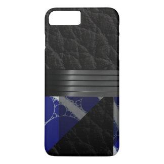 Fancy Blue Black iPhone 7 Plus Case