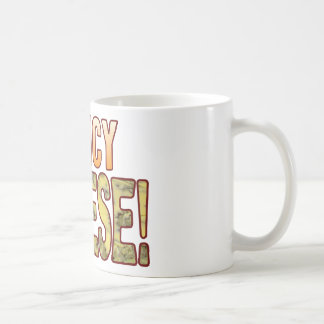 Fancy Blue Cheese Coffee Mug