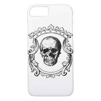 fancy border skull king iPhone 8/7 case
