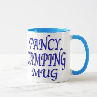 Fancy camping mug