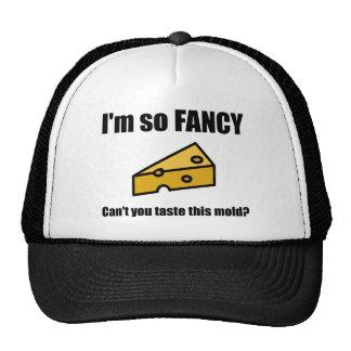 Fancy Cheese is Mold Trucker Hat