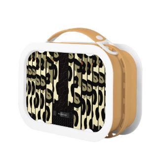 Fancy Cheetah Camo Lunch Boxes