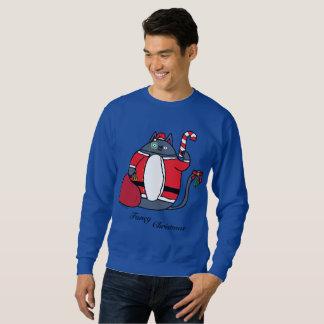 Fancy Christmas Men's Sweater