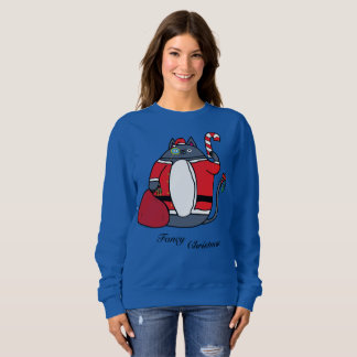 Fancy Christmas Women's Sweater