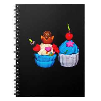 Fancy Cupcakes Notebook
