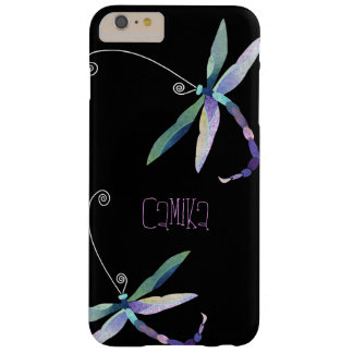 Fancy Dancing Dragonfly Barely There iPhone 6 Plus Case