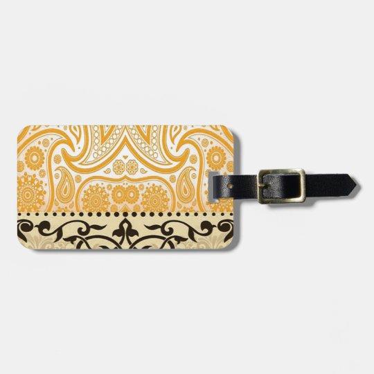 Fancy Design Luggage Tag