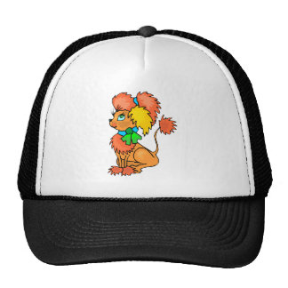 Fancy Dog Trucker Hats