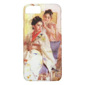 Fancy Dress 1888 iPhone 7 Case