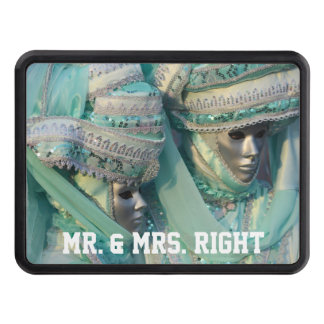 Fancy Dress Couple Costumes Hitch Cover
