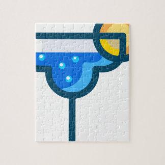 Fancy Drink Jigsaw Puzzle