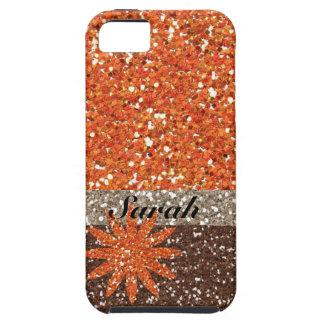 Fancy Faux Glitter iPhone 5 Covers