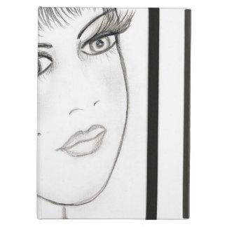 Fancy Flapper iPad Air Case