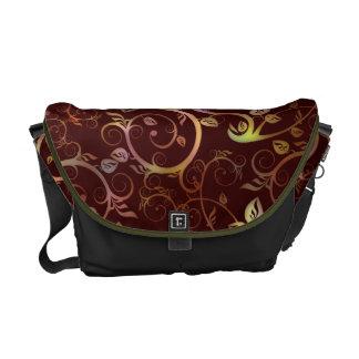 Fancy Floral Commuter Bags