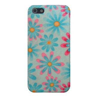 Fancy Floral iPhone 5 Cases