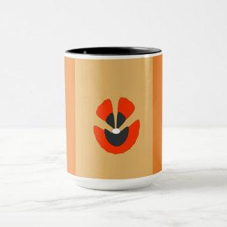 Fancy Flower Mug