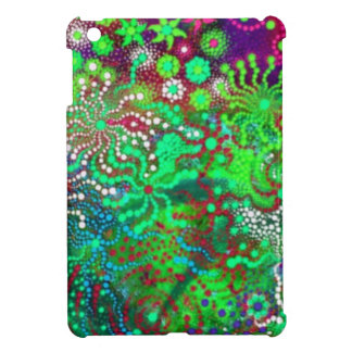 Fancy Flowers Cover For The iPad Mini